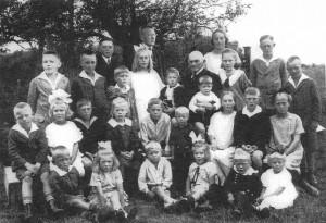 Schwen Hans Sörensen und Enkel-cr-westmore