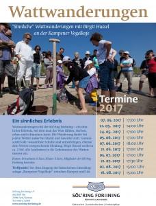 SF_Plakat Wattwanderungen_2017_web